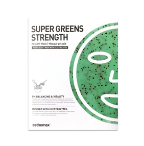 Super Greens Strength mask hydro jelly